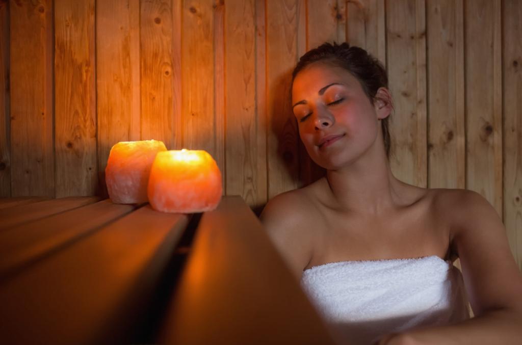 Benefícios da sauna para qualidade de vida