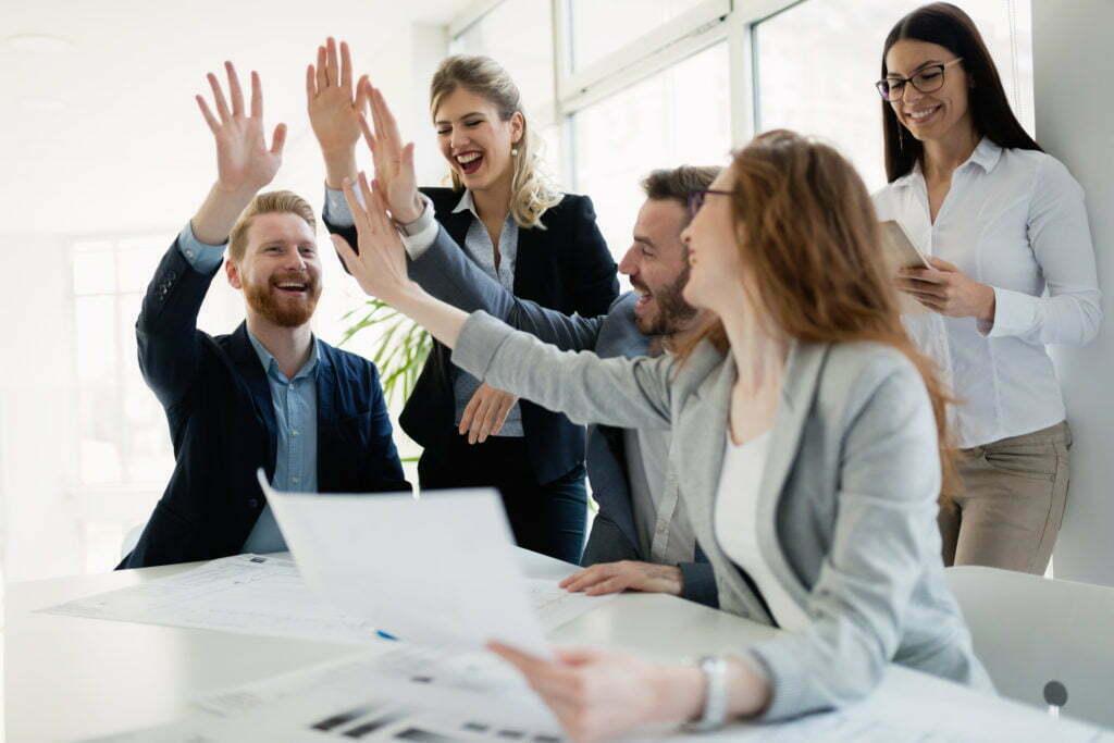 Colaboradores mais felizes são mais produtivos