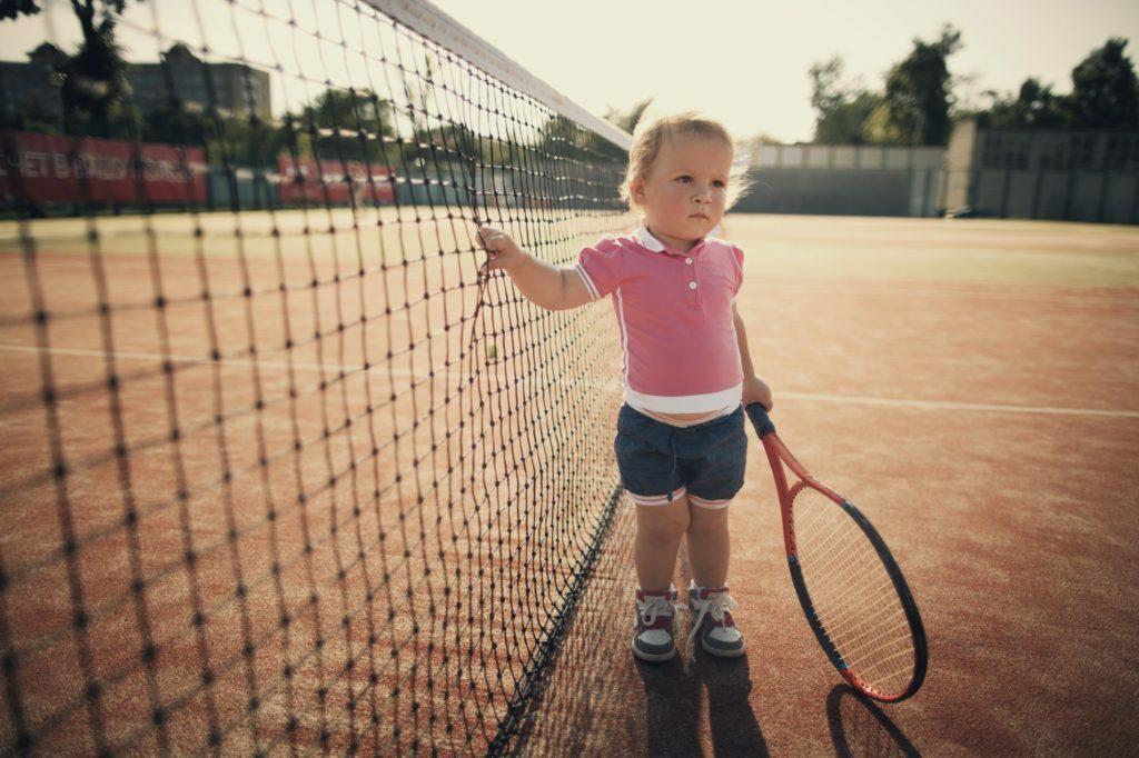 Tênis e um excelente esporte