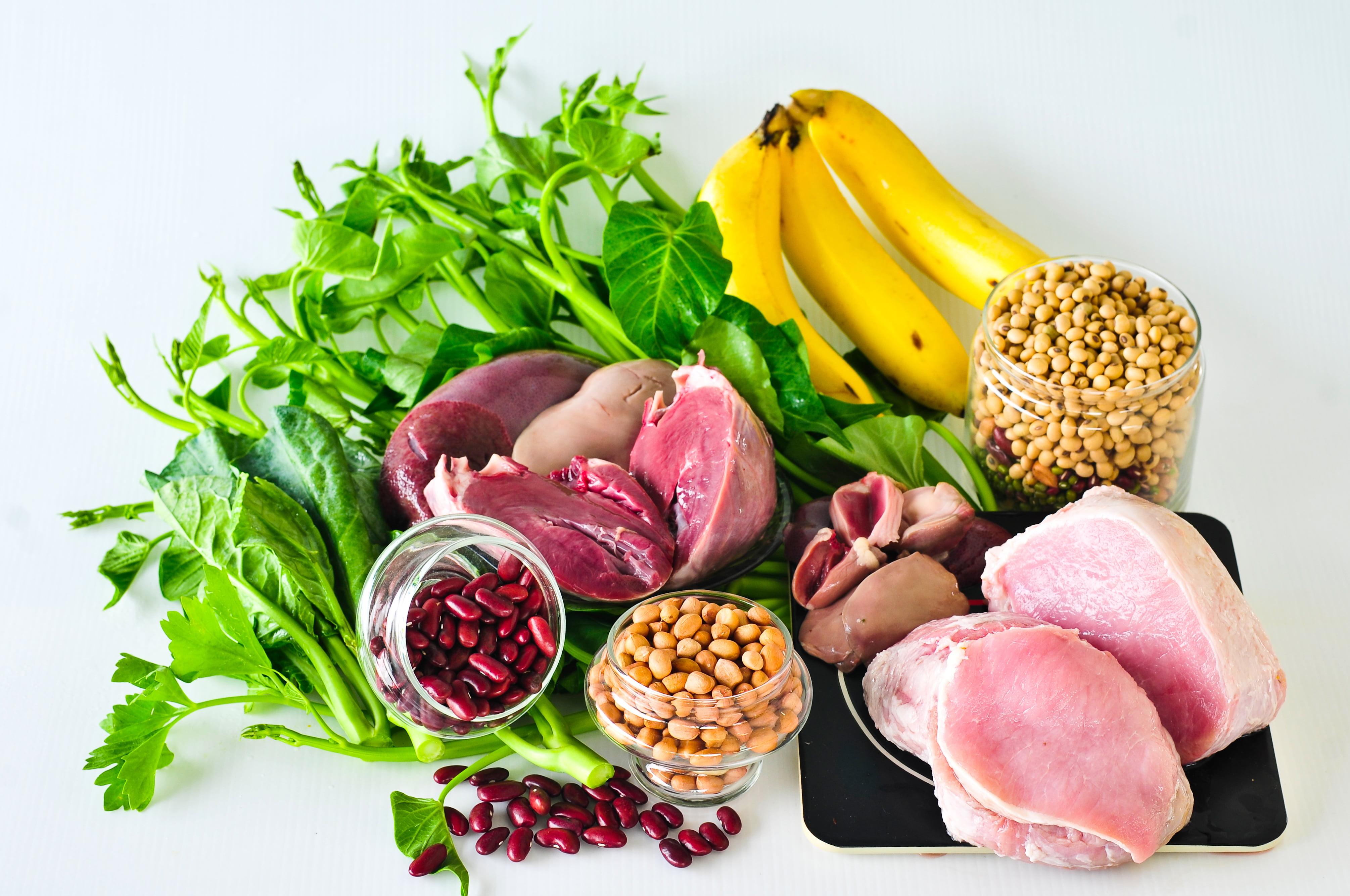 alimentos ricos em vitamina B-6