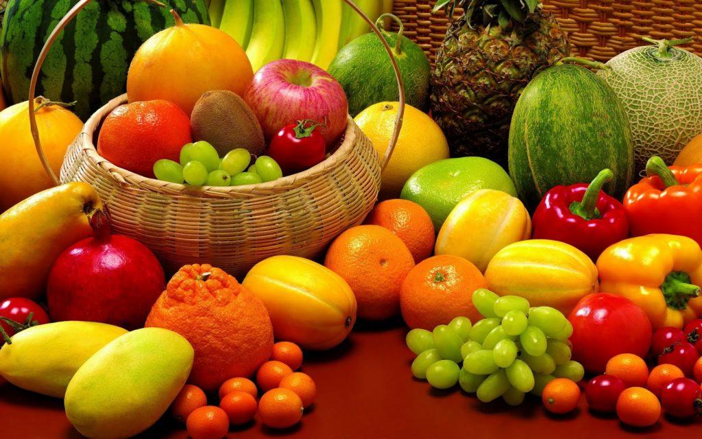 Qualidade de vida - frutas