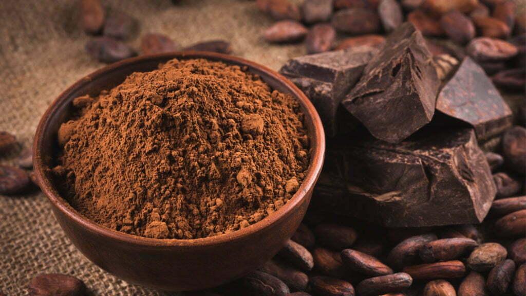 Qualidade de vida - chocolate amargo