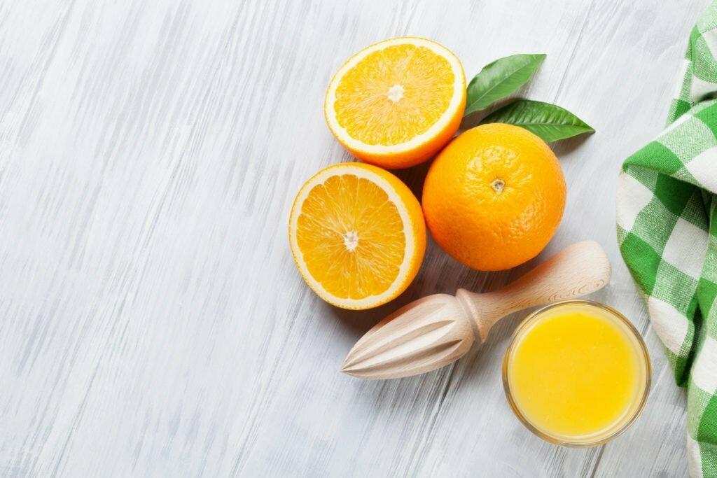 Qualidade de vida - laranja