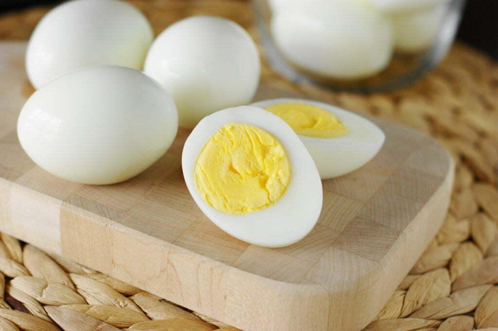 Qualidade de vida - ovos