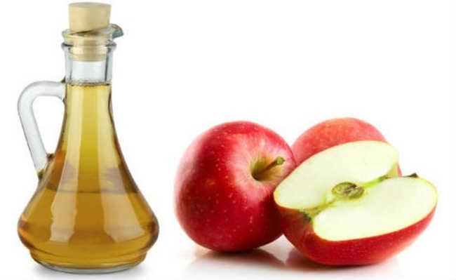 Qualidade de vida - vinagre de maçã