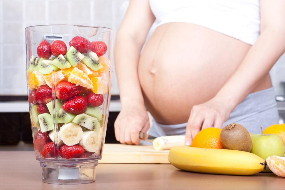 Qualidade de vida - frutas na gestação