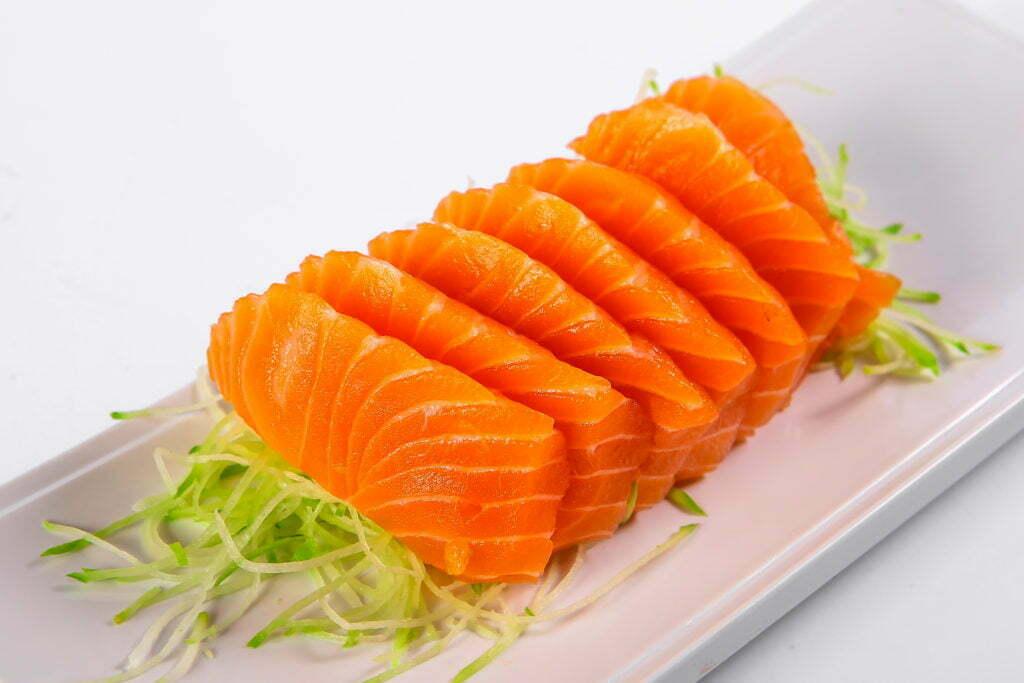 Qualidade de vida - salmão