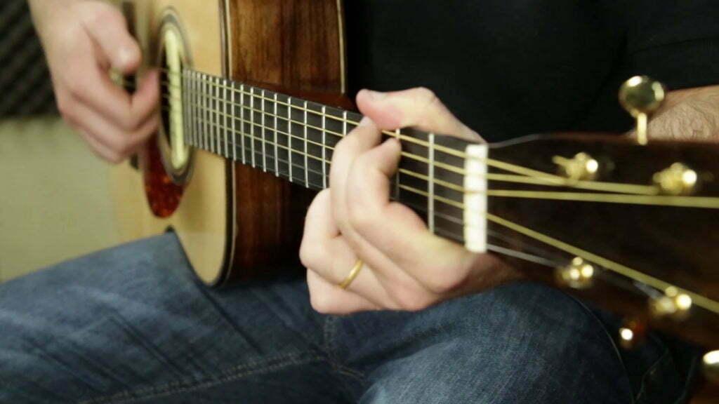 Qualidade de vida - hobbies - violão