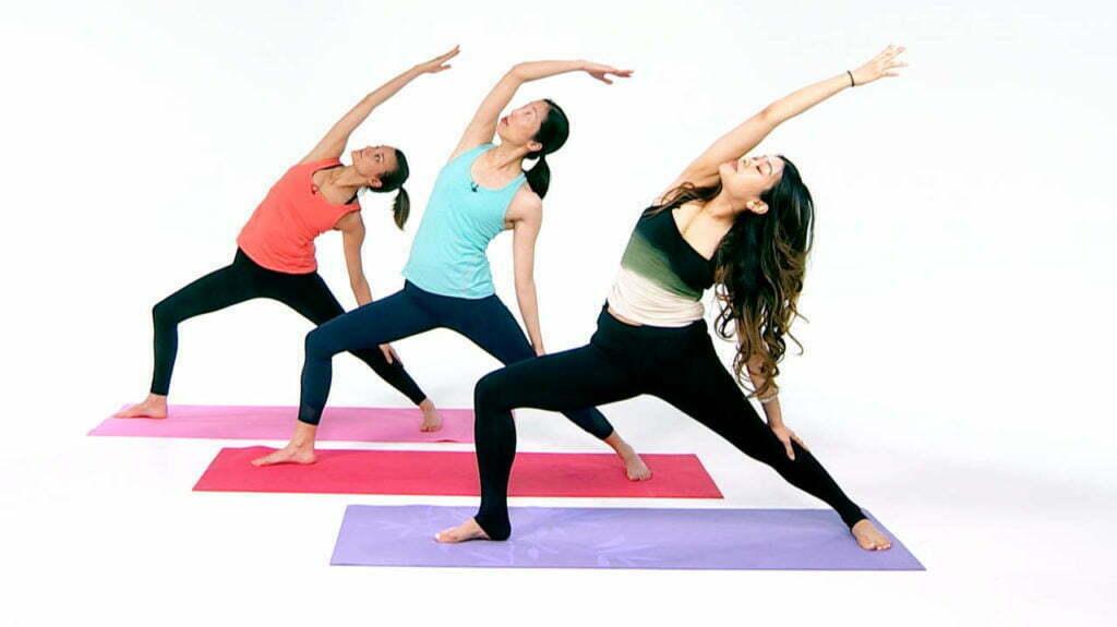 Qualidade de vida - yoga