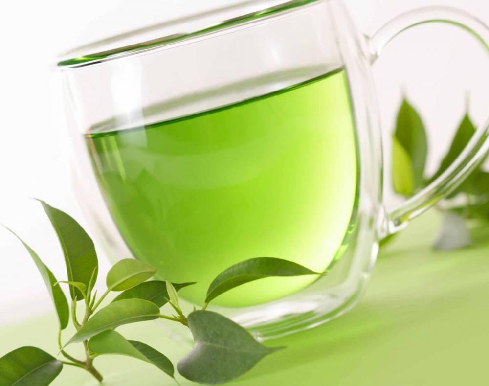 Qualidade de vida - chá verde