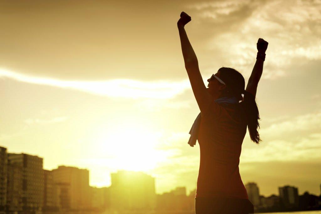 Qualidade de vida - autoconfiança