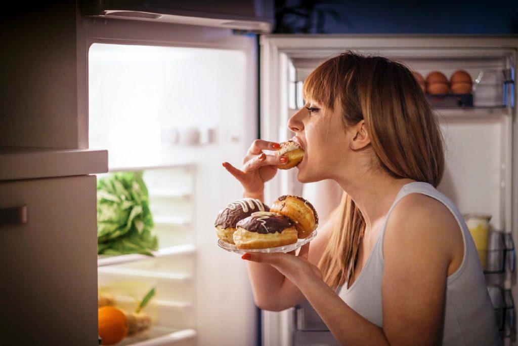Qualidade de vida - compulsão alimentar