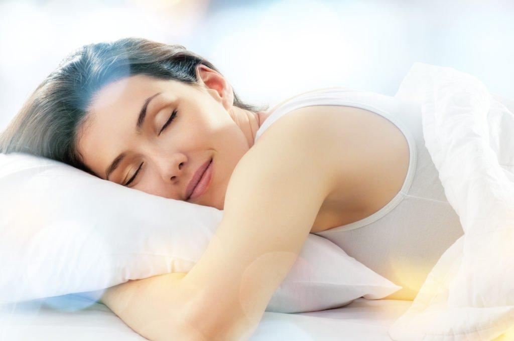 Qualidade de vida - dormir corretamente