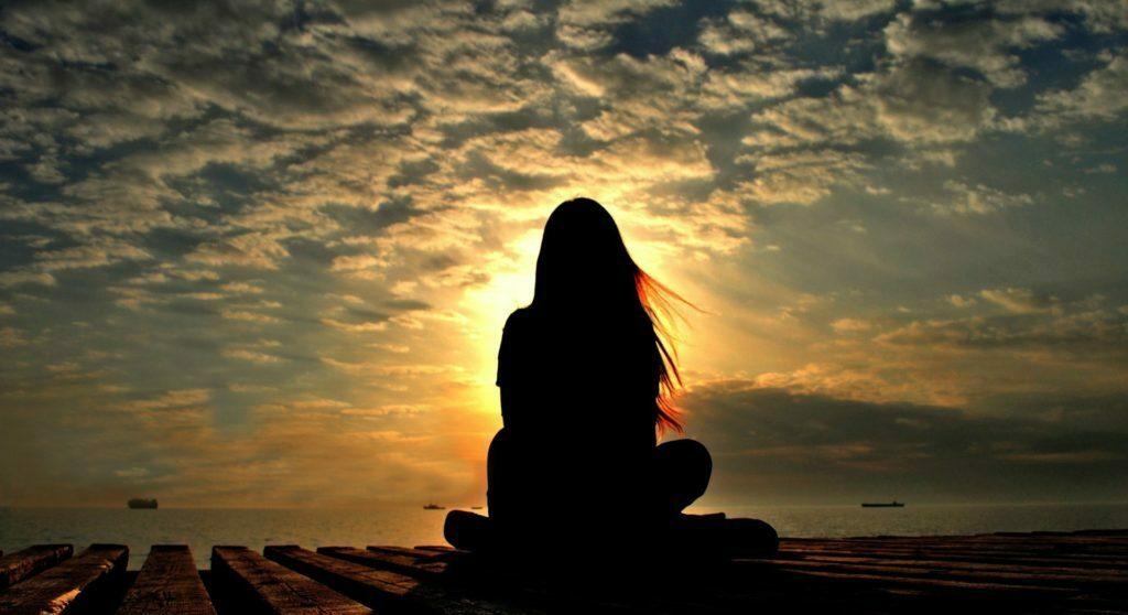 Qualidade de vida - meditar