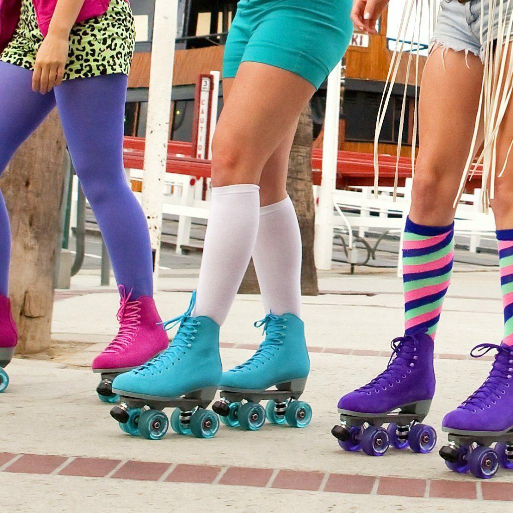 Qualidade de vida - patinação