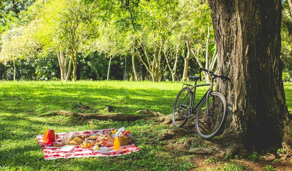 Qualidade de vida - tempo ao ar livre