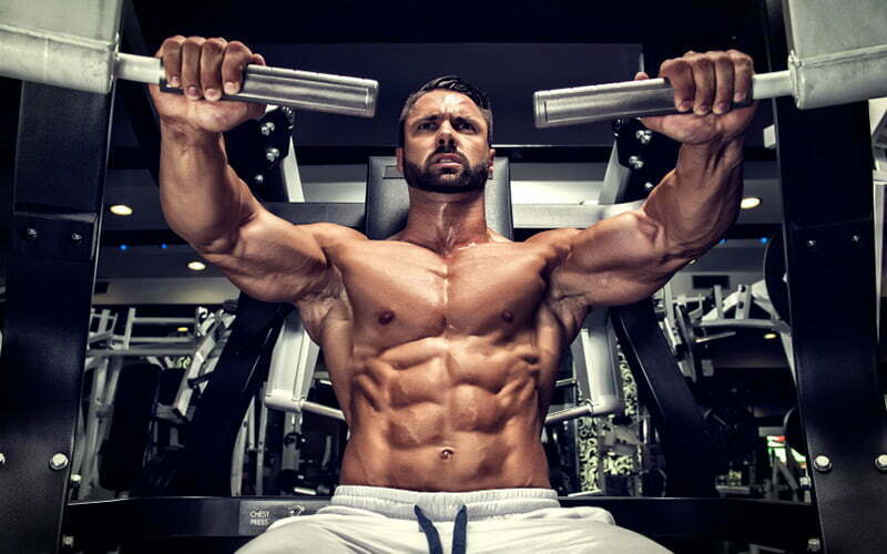 Qualidade de vida - musculação