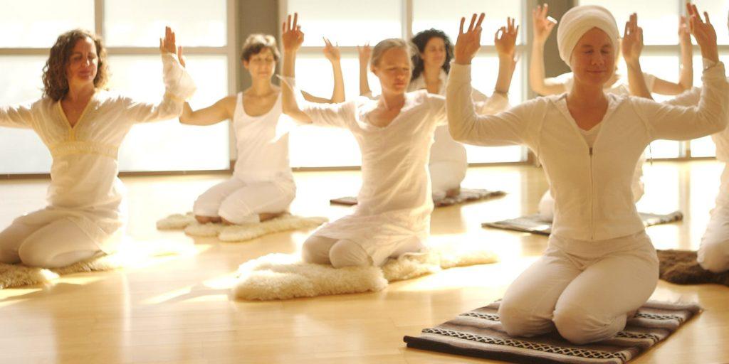 qualidade de vida - Kundalini yoga
