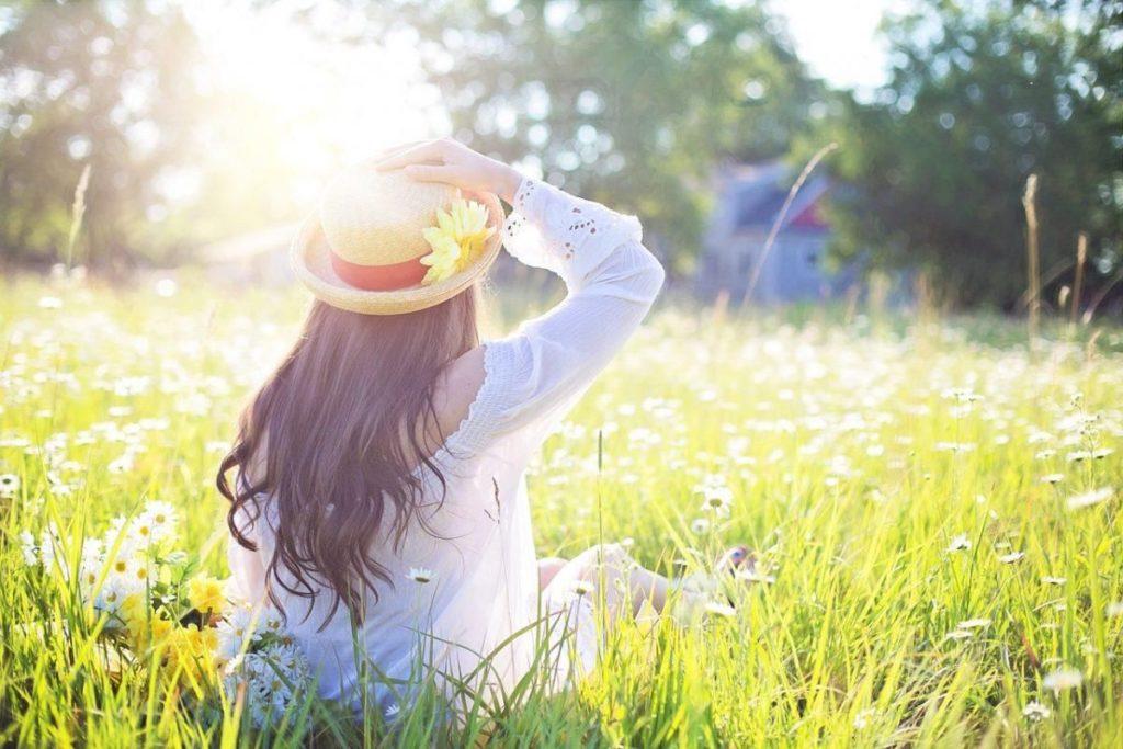 O sol melhora o nosso humor