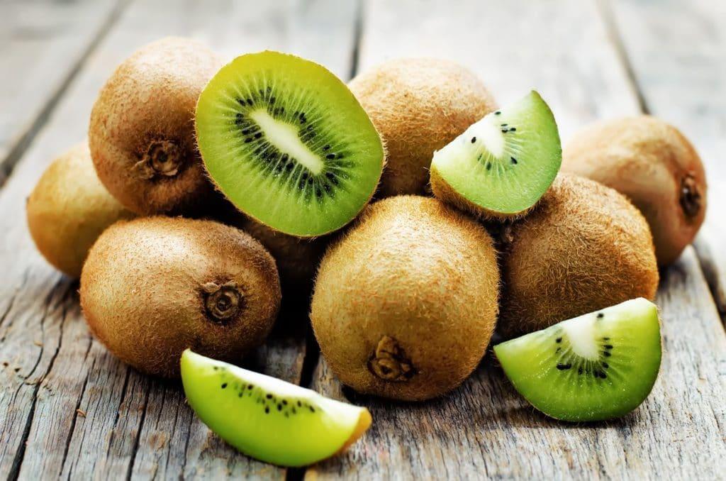 Kiwi além de lindo é super nutritivo