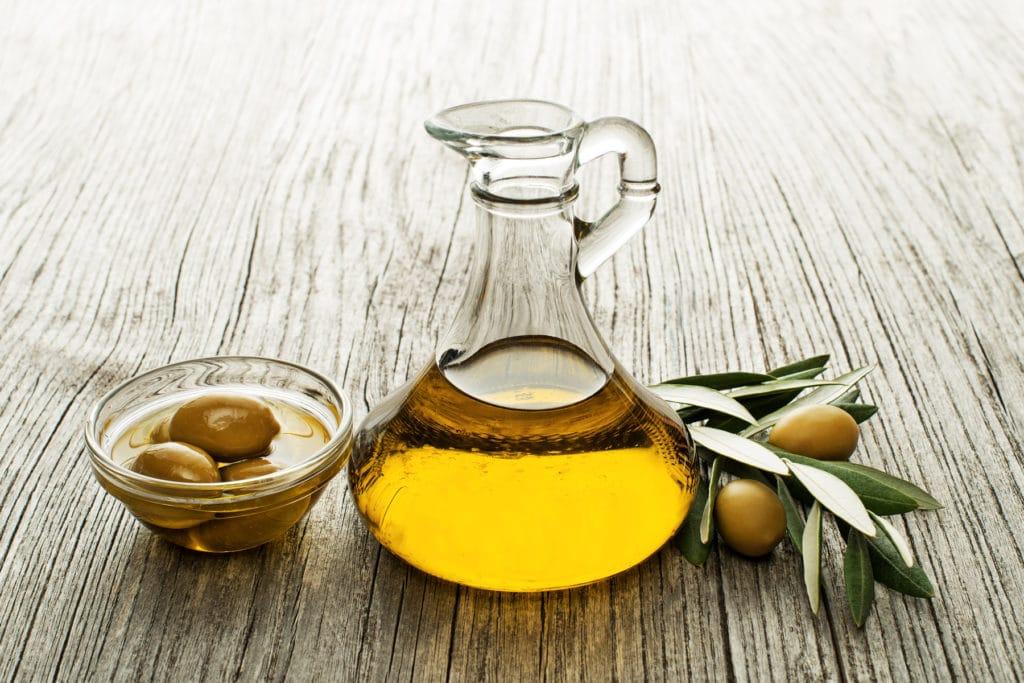 Azeite de oliva faz bem a saúde
