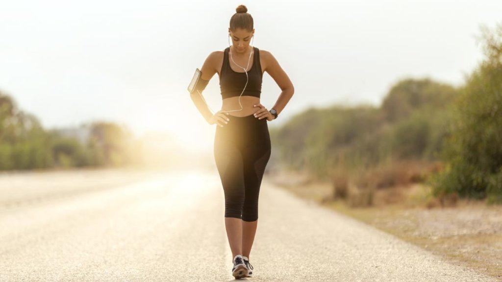 caminhar melhora a sua qualidade de vida